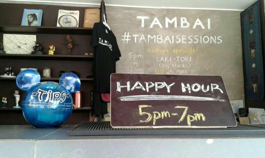 Tambai Photo courtesy of TambaiPH's Facebook account