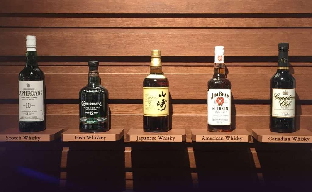 5 whisky