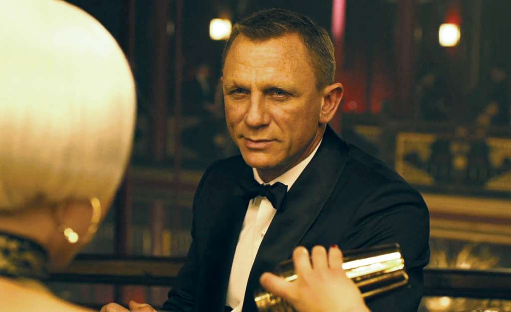 Daniel Craig on Skyfall, 2012