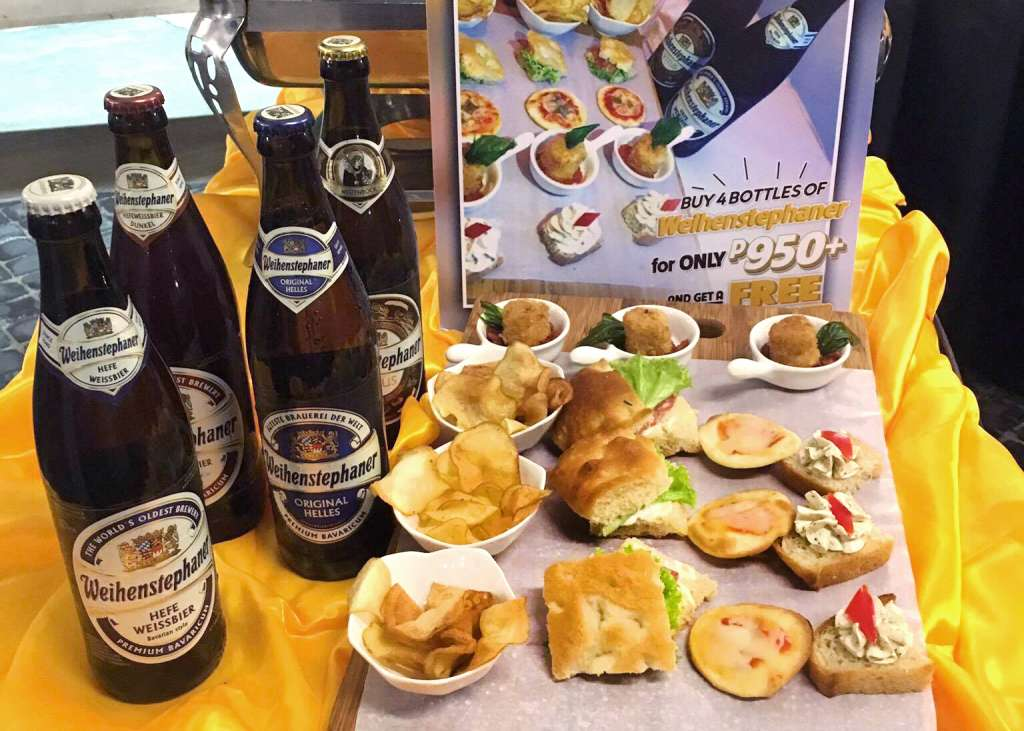 Buono Vita offers their promos from the oldest brewery in the world