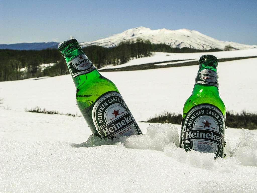 Heineken is a pale lager beer