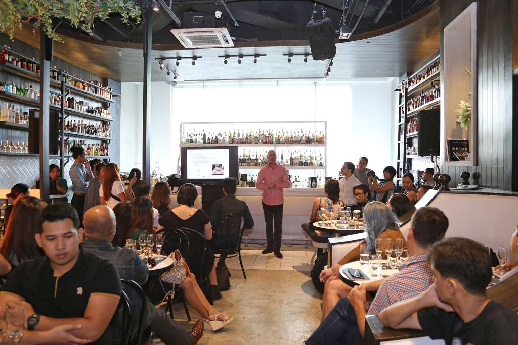 Casa Noble Masterclass at Bitters in BGC