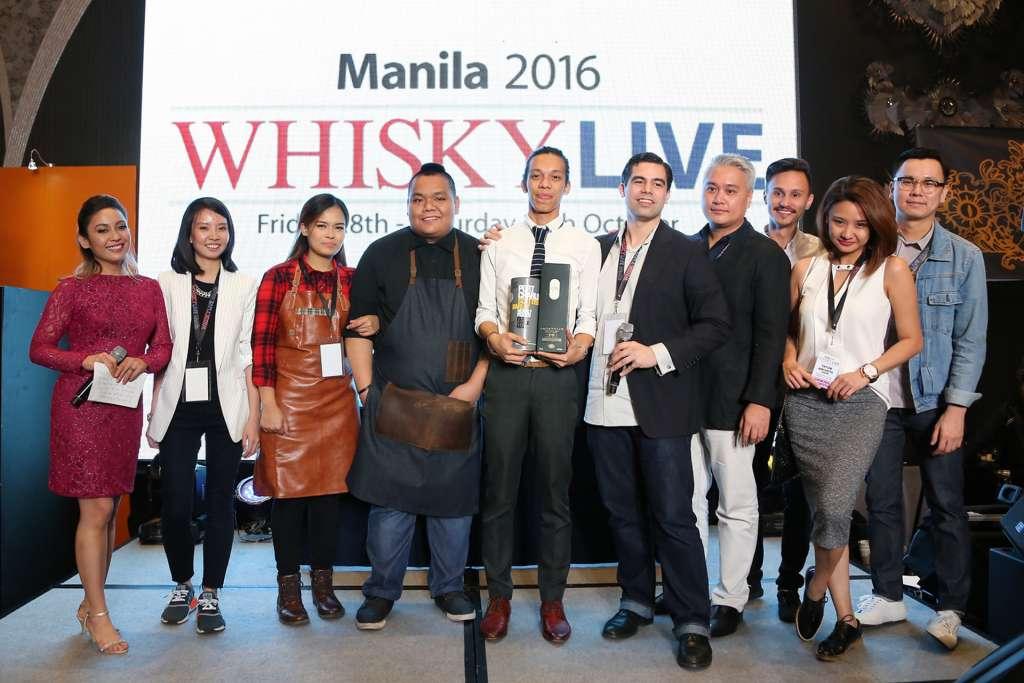 whisky live 2016