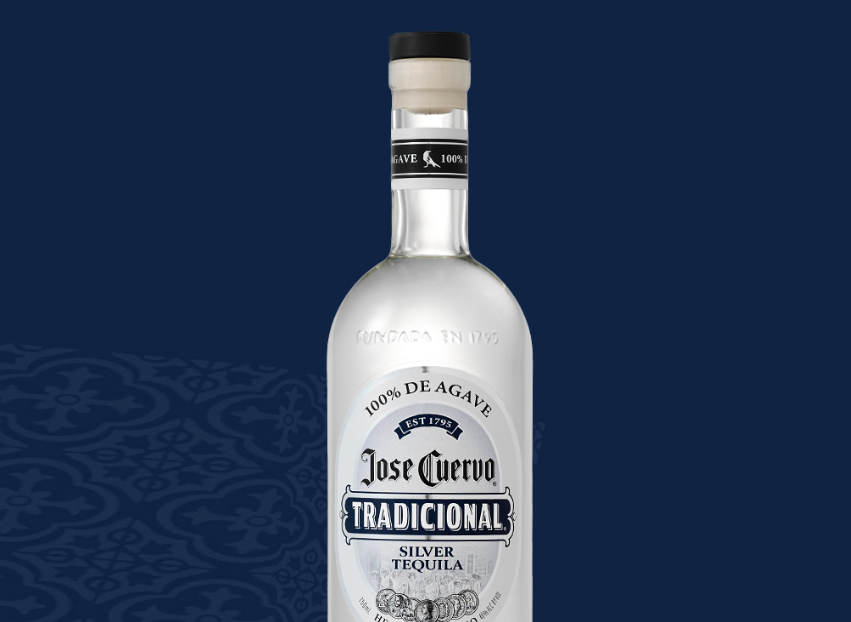 Jose Cuervo Tradicional Silver Tequila