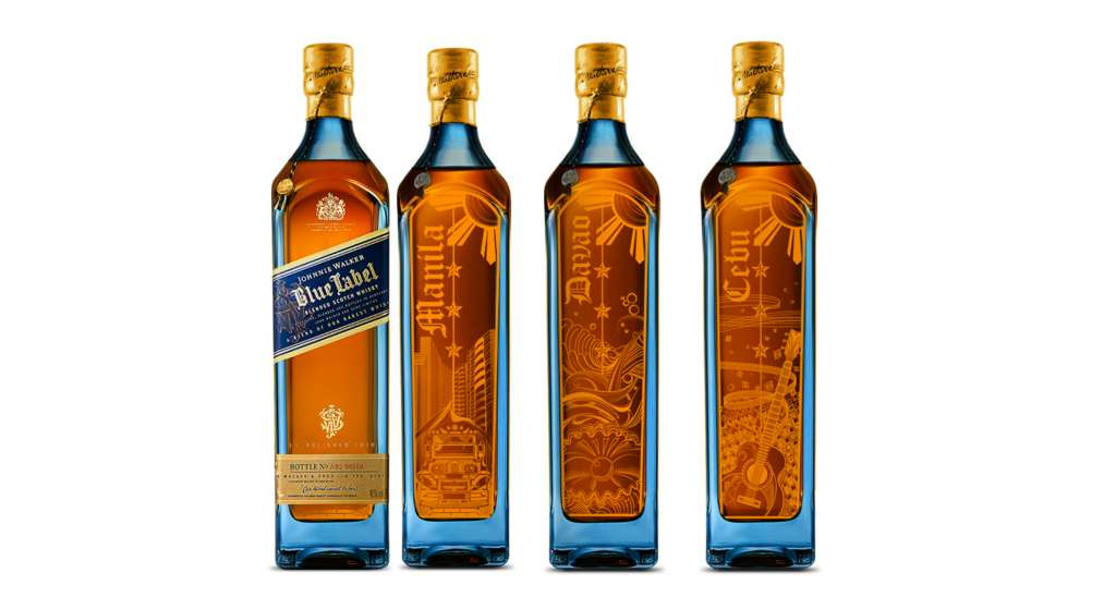 extraordinary inspiration drink coaster. Your extraordinary friend who inspires you deserves the collectible gift of  limited edition bottles Johnnie Walker Blue Label Philippine Pride Our 8 Boozy Christmas Gift Ideas for People Who Love to Drink Alcohol