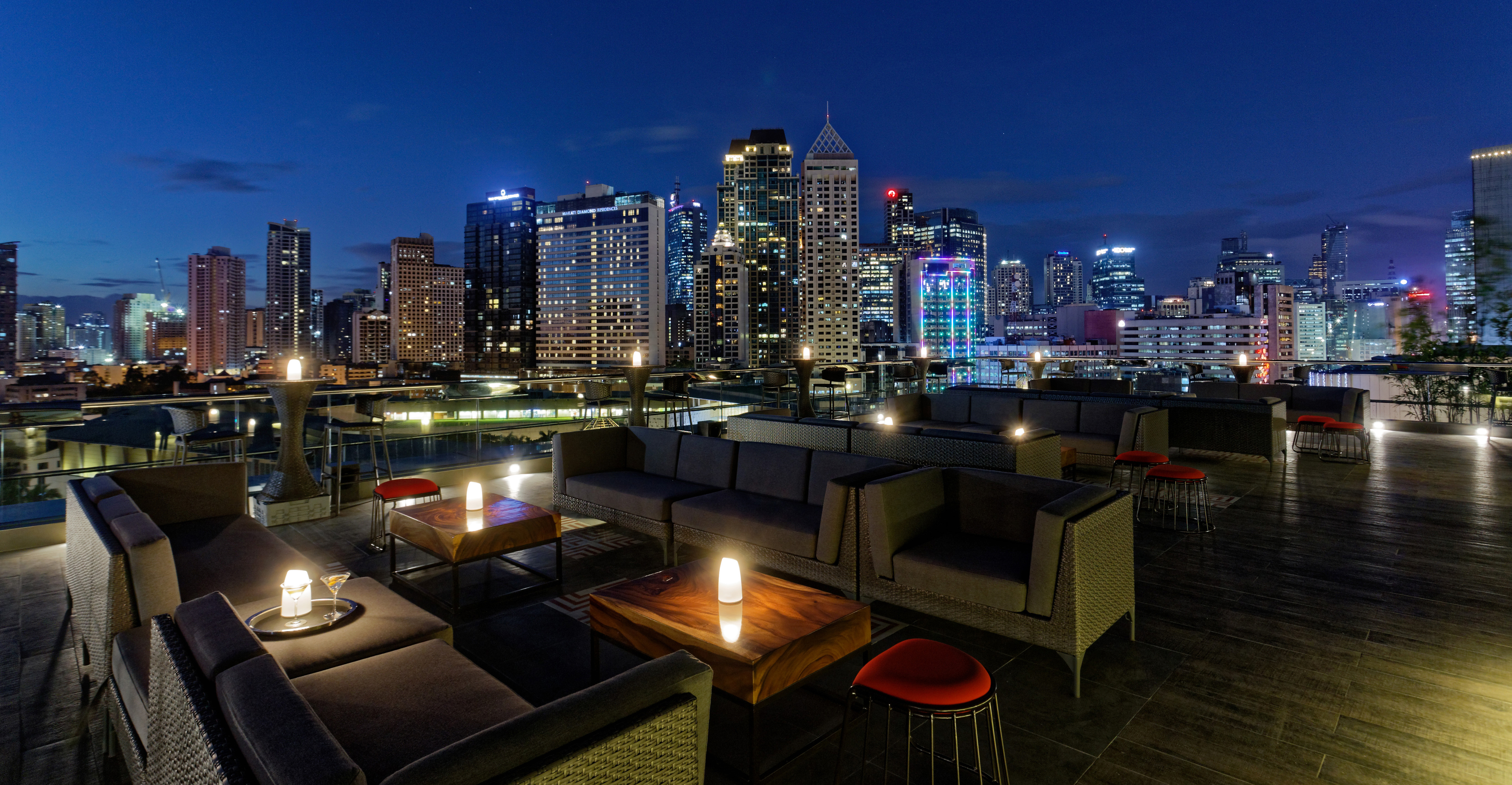 Rooftop Drinking Spot And Proven 231 Al Inspired Brasserie