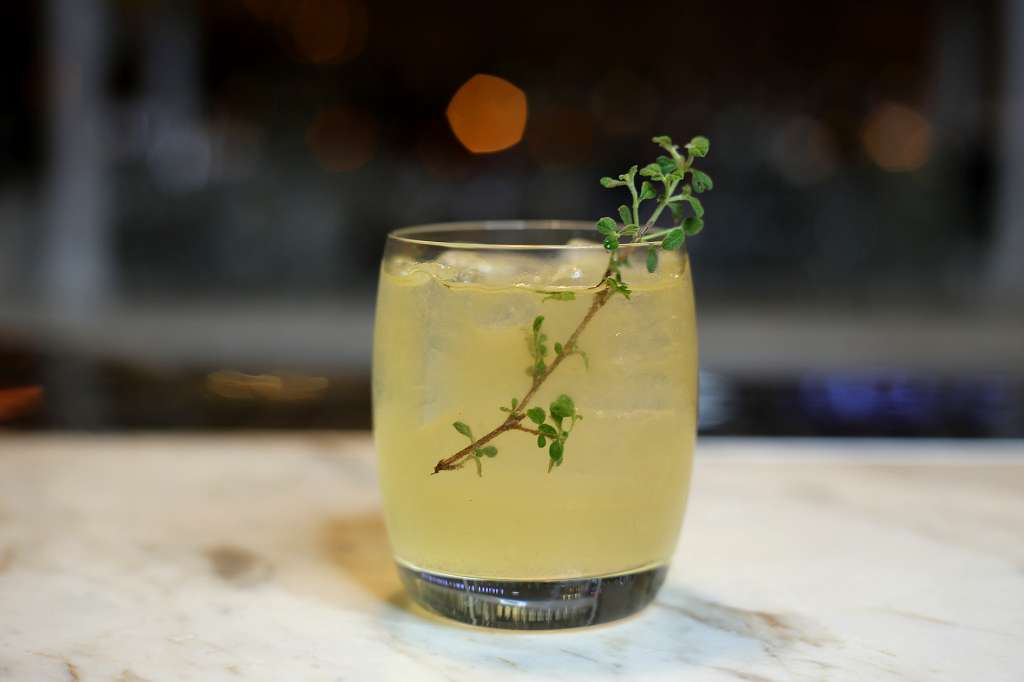 mandalay rum sour