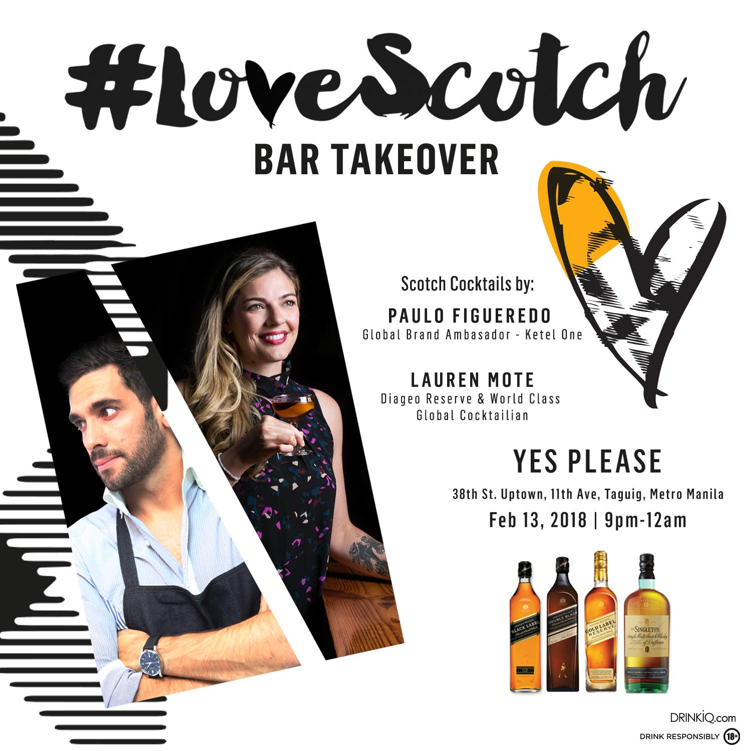 Dont Miss These Series Of World Class Guest Bar Takeover For The Mix Your Cocktail Using A Keyboard Yes Pleases Tuesday Crowd Is In Treat As International Fly Mixologist Will Be Mixing Behind Night Ketel Ones Global Brand