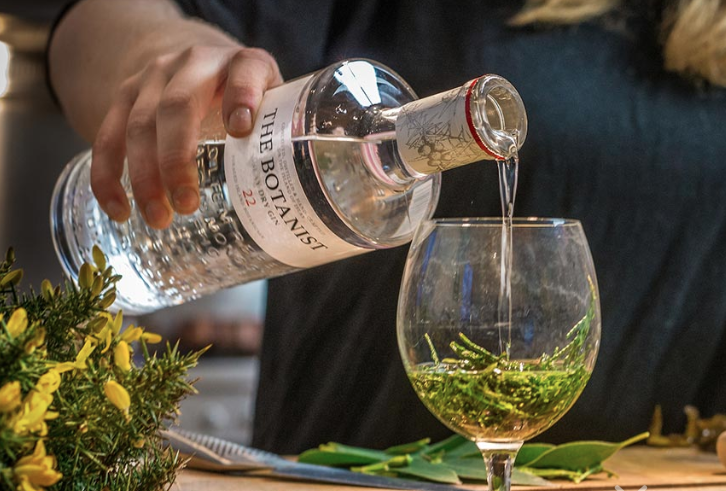 The Botanist Gin Drinkmanila